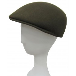 Plain beret for men